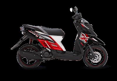 Harga dan Spesifikasi Yamaha X-Ride