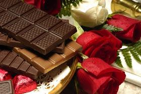 Viva ao chocolate!!!!!!   amo muito