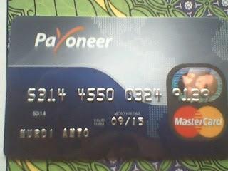 kartu payoneer saya 3
