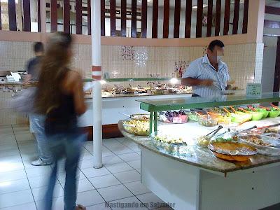 Rang Benn Restaurante: Buffet