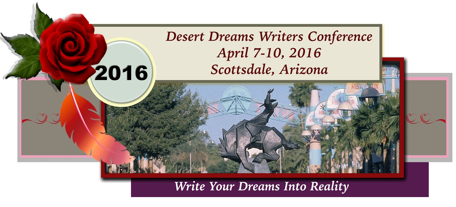 Desert Dreams 2016 Writers Conference