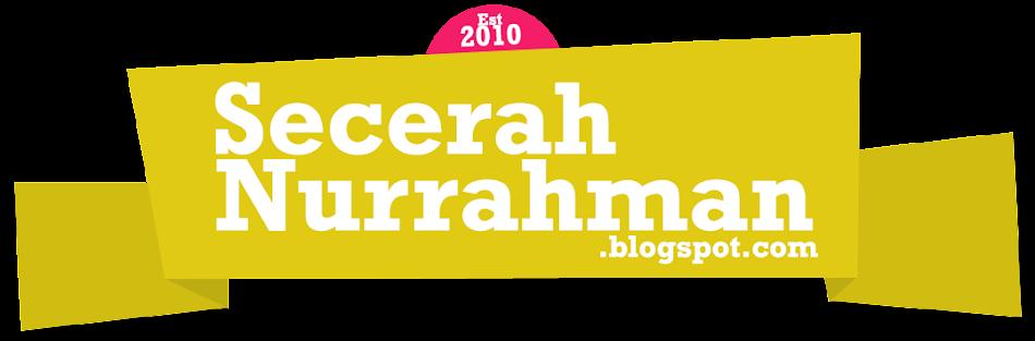 Secerah NurRaHman