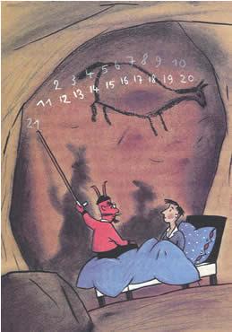 El diablo de los números (el libro)