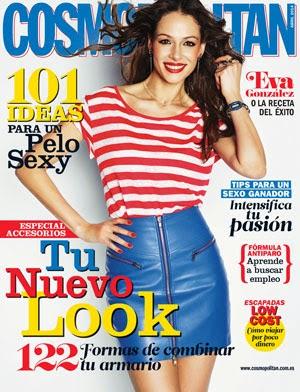 Revistas abril 2014: Cosmopolitan