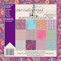 ODBD Beautiful Boho Paper Collection