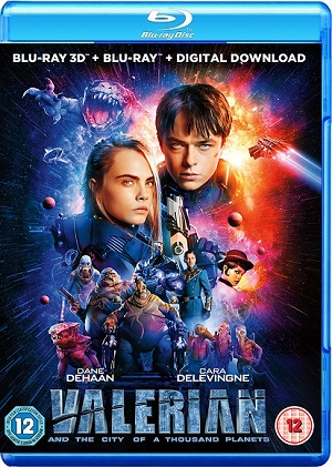 Valerian and the City of a Thousand Planets 2017 HDRip 720p