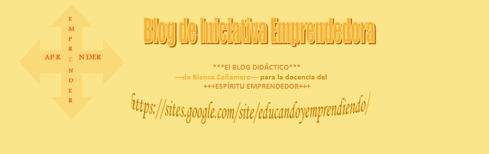 Blog de Iniciativa Emprendedora