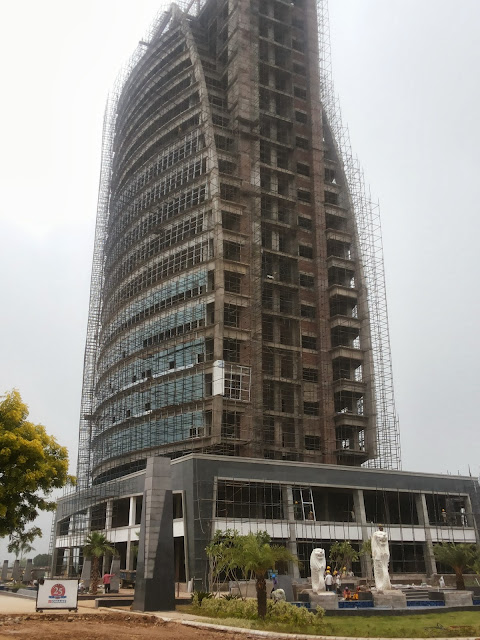 OMAXE INDIA TRADE TOWER