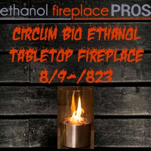 Tabletop Fireplace Giveaway