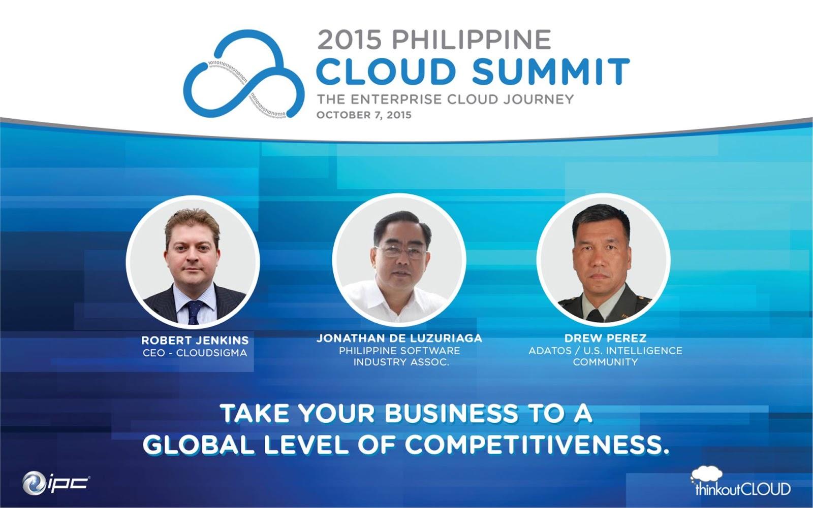IPC's Cloud Summit