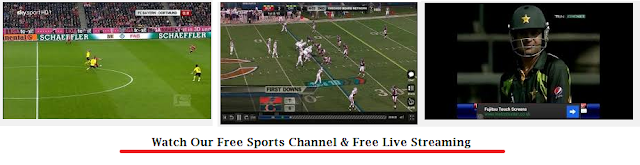 sport channel live streaming