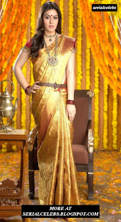 Hansika Motwani in TV Advertisement