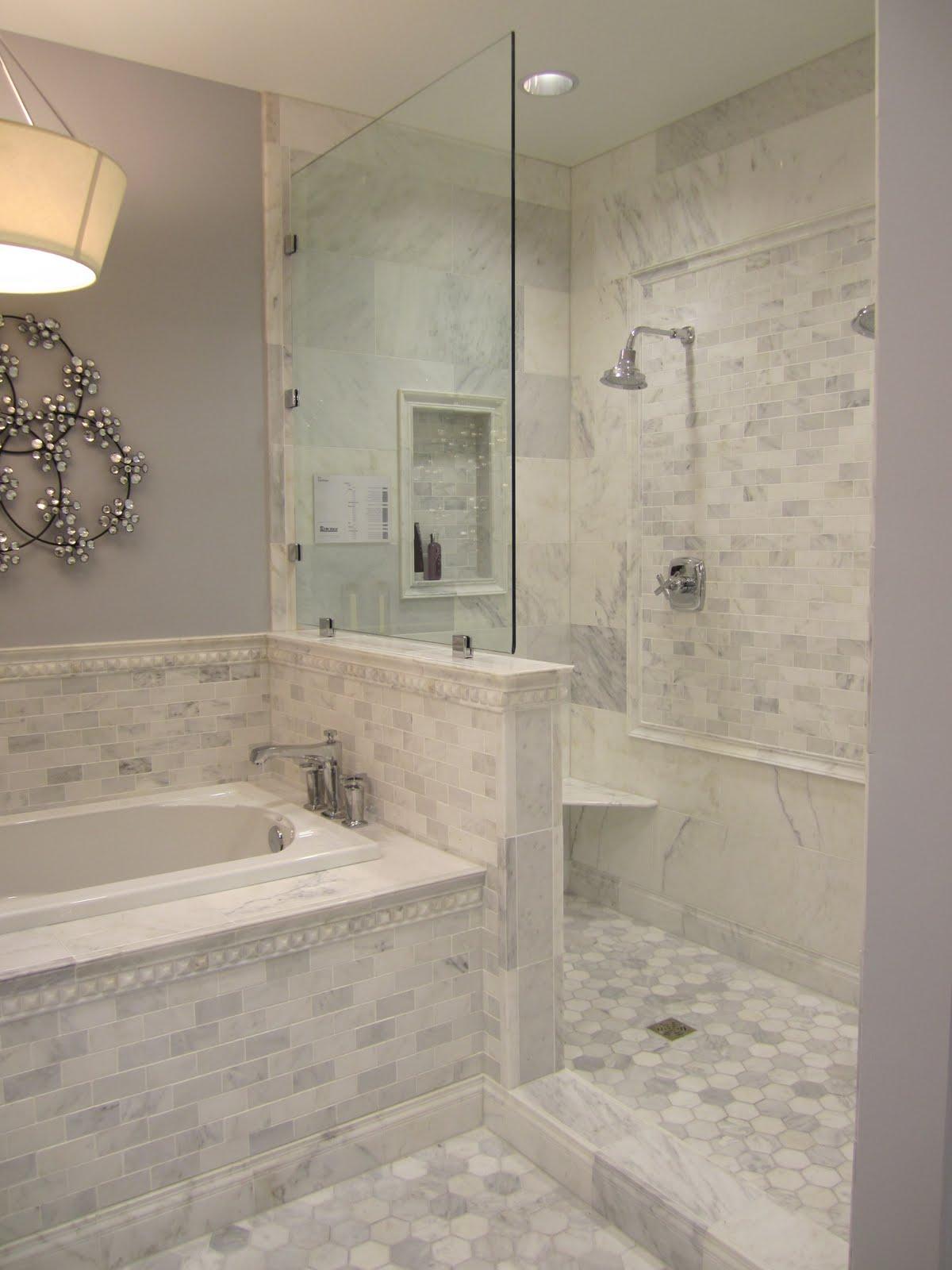 The Tile Shop Design By Kirsty - Carrara gris porcelain tile