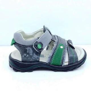 Contoh Model Sepatu Sandal Anak Laki-Laki