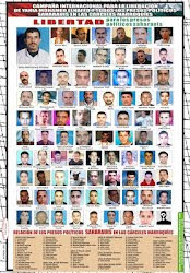 CAMPAÑA INTERNACIONAL LIBERACION PRESOS SAHARAUIS