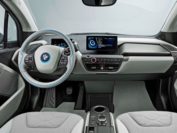 BMW i3 electric car: inside, price, pictures