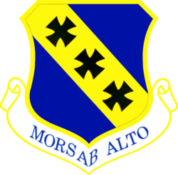 Death From Above 1979 band name explanation - Mors ab alto - 7th_Bomb_Wing