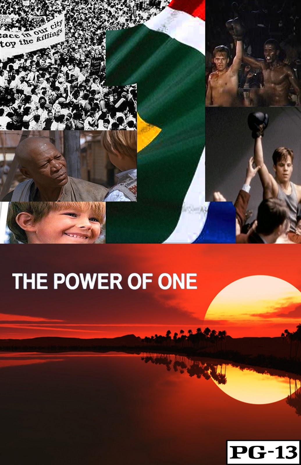 a blog by candice the power of one movie poster