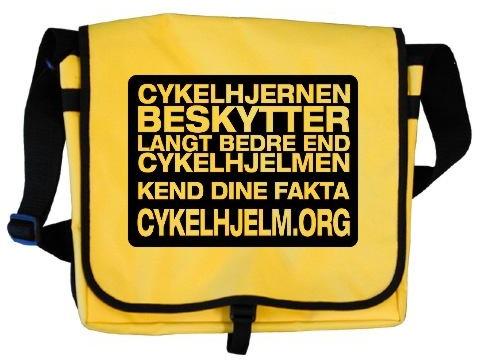 Cykelhjernen beskytter langt bedre end cykelhjelmen - Kend dine fakta - cykelhjelm.org