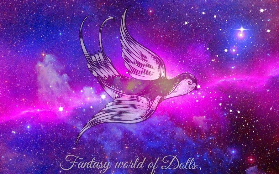 Fantasy world of Dolls