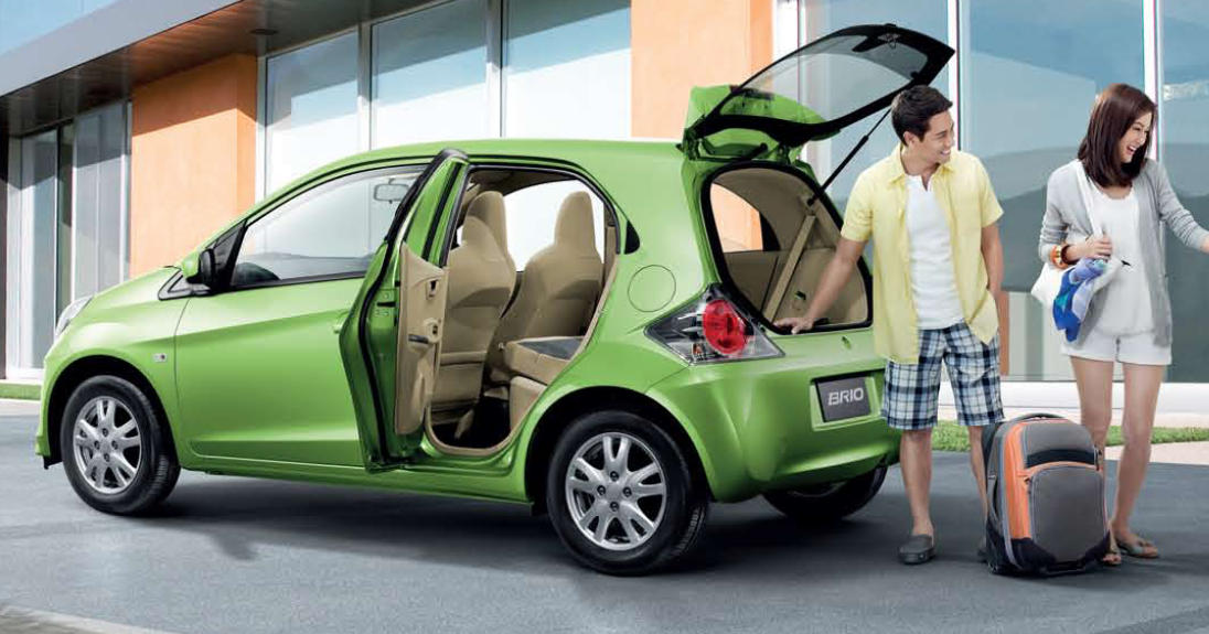 New Car Honda Brio Price In India