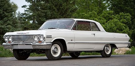 1960's 1970's Muscle CarsFor Sale: 1963 Chevy Impala Z11 ...