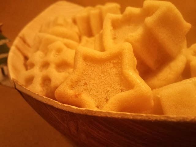 dolcetti natalizi alla vaniglia proteici, ricetta light