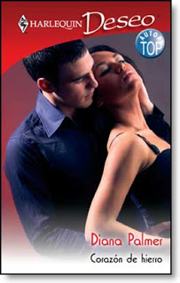 novela romantica Corazón de hierro