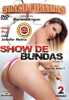 Brasileirinhas Show de Bundas Vol.3  WEBRip