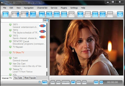 ProgDVB Professional Edition 6.85.4 full with Resetter