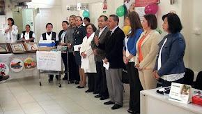 Participa Ayuntamiento de Xalapa en Primera Semana Nacional Salud 2015