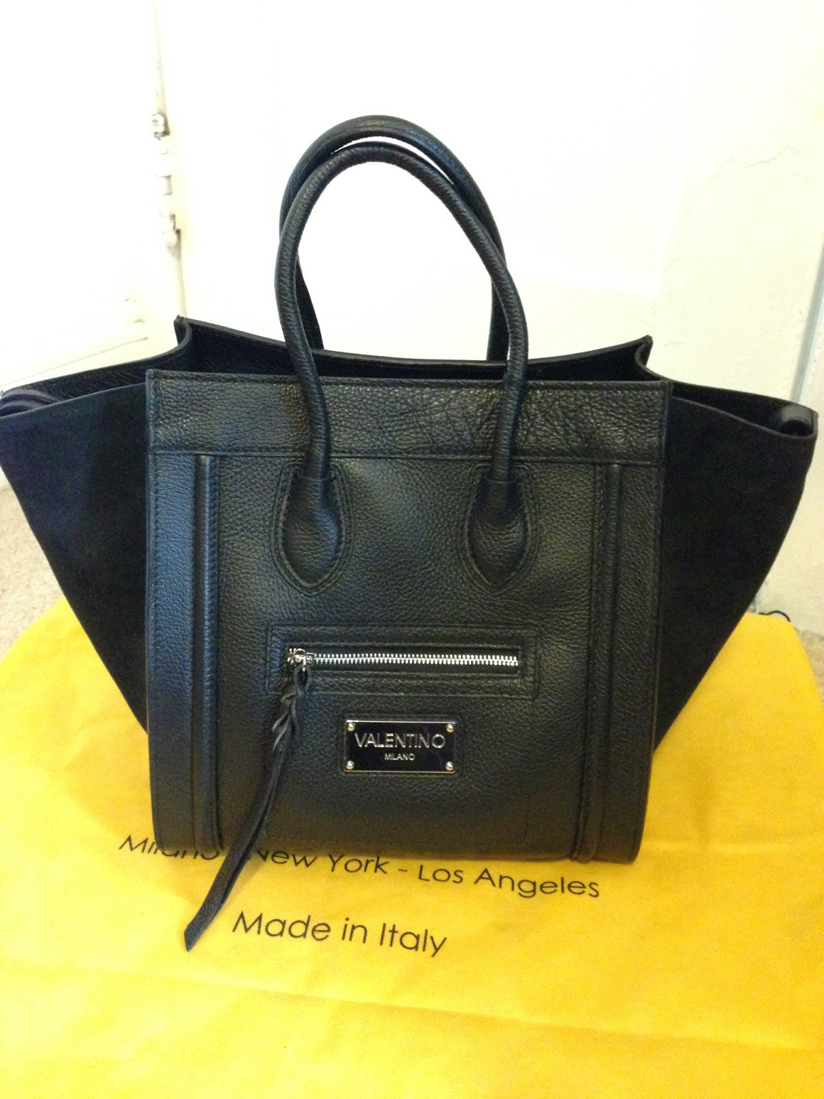 yves st lauret - paulinaxoxo: Celine Phantom Inspired bag