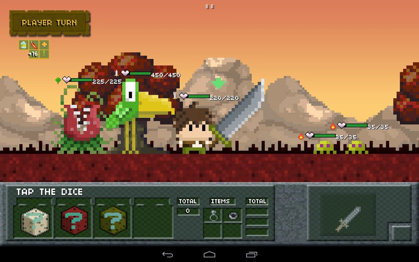 Android Tiny Dice Dungeon Apk resimi 4
