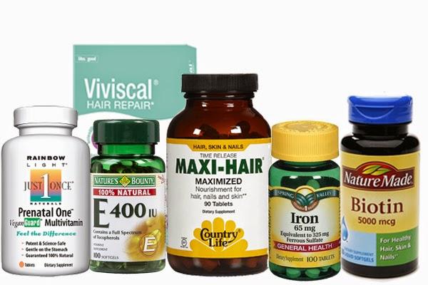 Perte de cheveux femme manque de vitamines