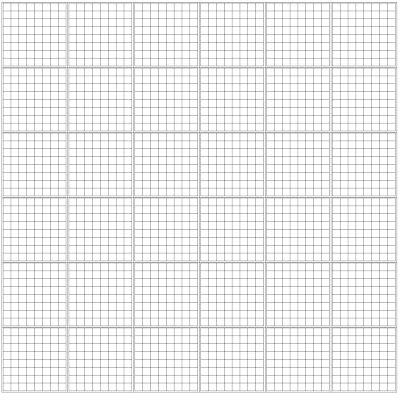 Creative Science & Philosophy: Working Graph Paper for Reference: