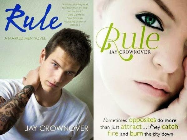 RULE (MARKED MEN #1) / Oltre Le Regole - book review