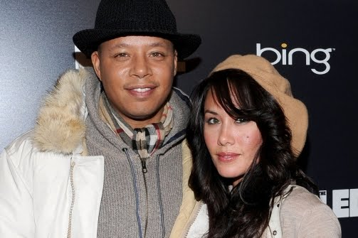 TERRENCE HOWARD, WHEN LOVE FLIES OUT THE WINDOW?