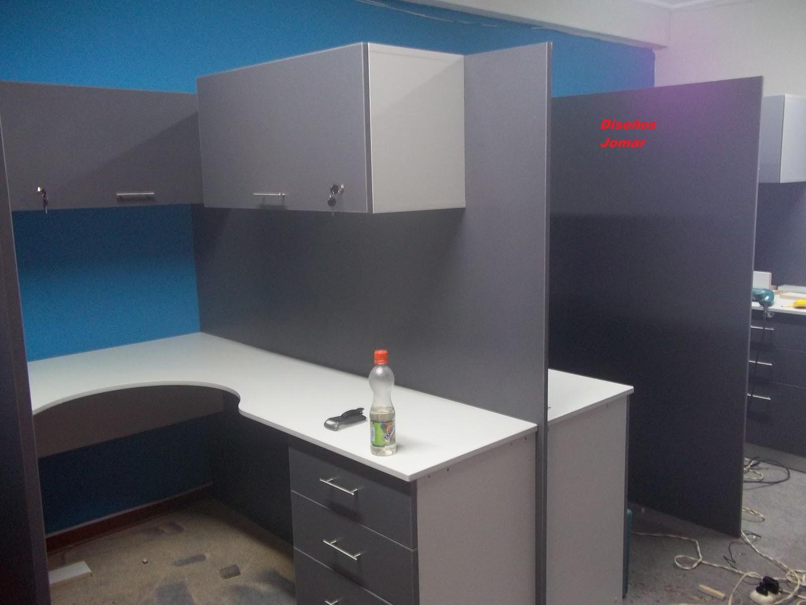 Dise os jomar muebles de escritorio y oficina for Muebles de oficina k y v