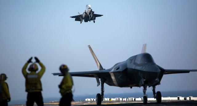 Australia Batalkan Pembelian F-35B