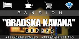 PANSION GRADSKA KAVANA