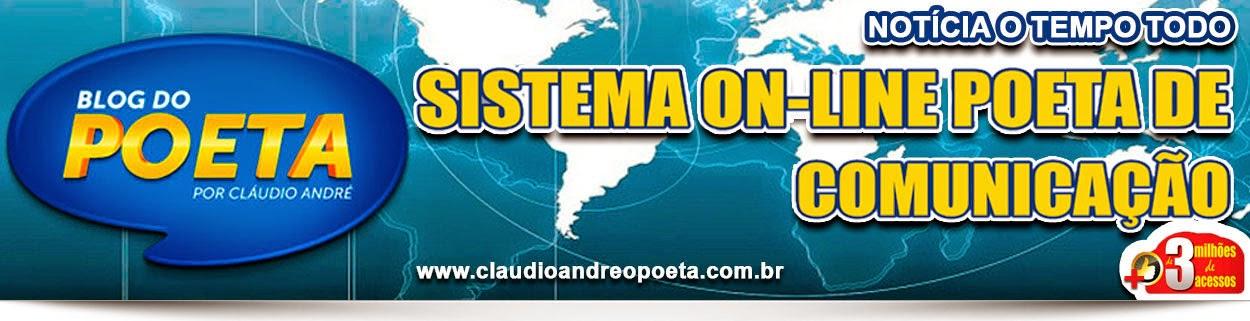 CLÁUDIO ANDRÉ O POETA