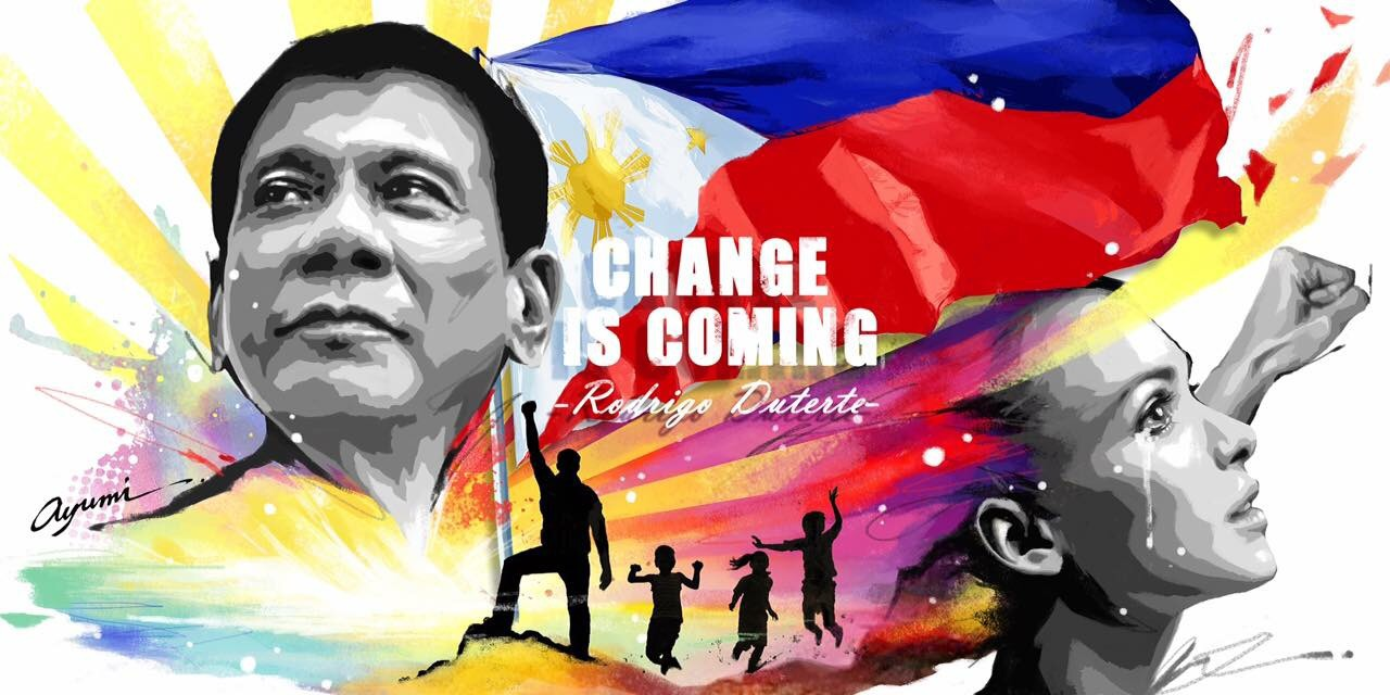 DUTERTE FOR CHANGE