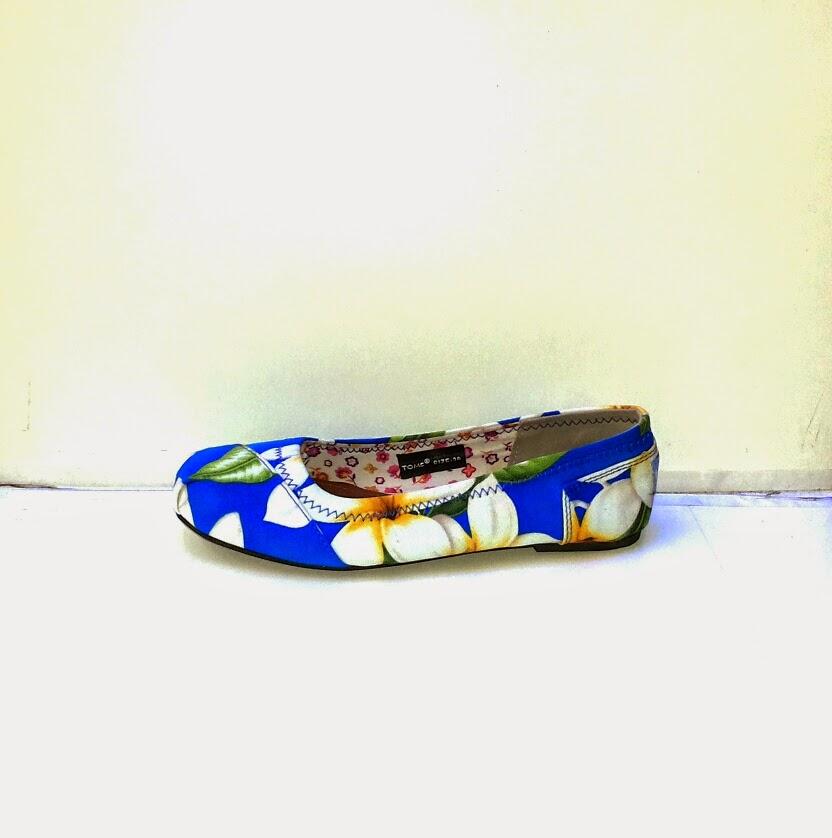 Sepatu Toms MOdel Bunga baru | sepatu Toms ladies |sepatu cewek Bunga