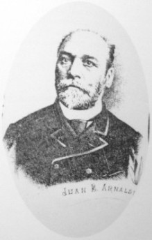 Arquitecto Juan Bautista Arnaldi (Porto Maurizio - Liguria 1841 / Sin Datos 1915) Univ. de Génova