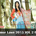 Madham Lawn 2013 Volume 2 By Lala Textile | Summer Lawn Prints By Lala Textile | Lawn Dresses For Girls