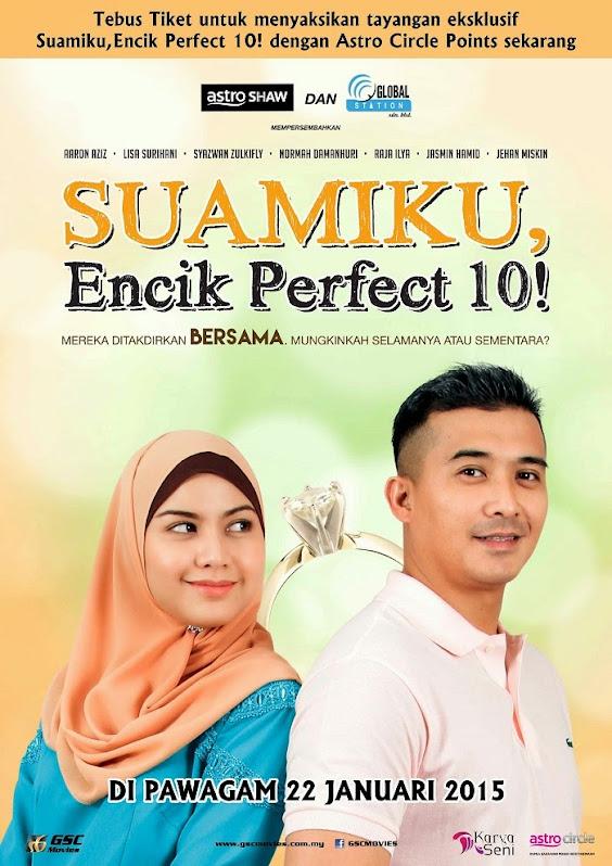 22 JANUARI 2015 - SUAMIKU ENCIK PERFECT 10
