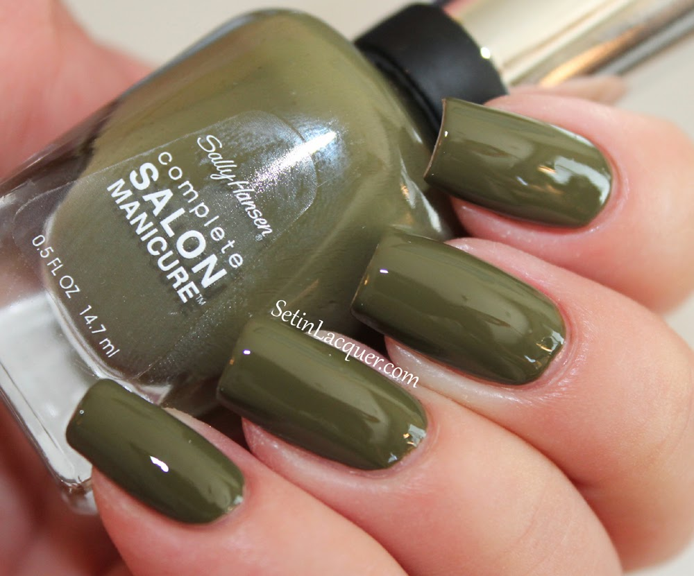 Find This Pin And More On Nail Polish Stash Sally Hansen Hard As Nails Xtreme Wear Green