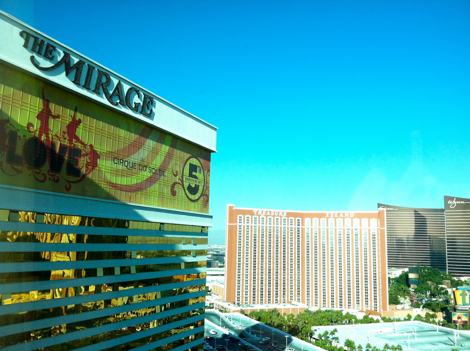 The Mirage Las Vegas - Review ~ The World of Deej