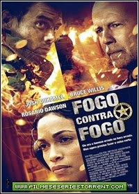 Fogo Contra Fogo Dublado Torrent (2013)