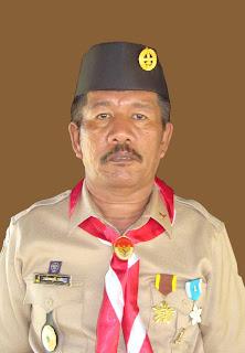 Ketua Kwartir Cabang Harian Simeulue (Ka. Kwarcari)